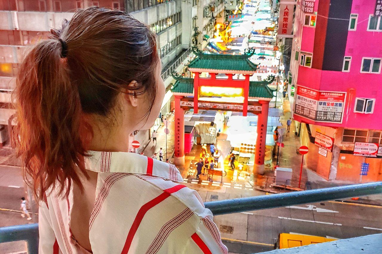 Favorite Hong Kong Night Markets