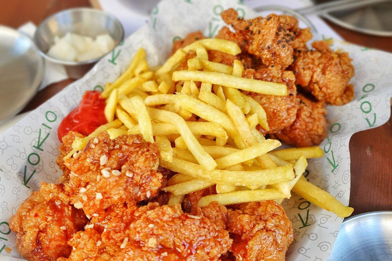 Korean Fried Chicken from Kokio