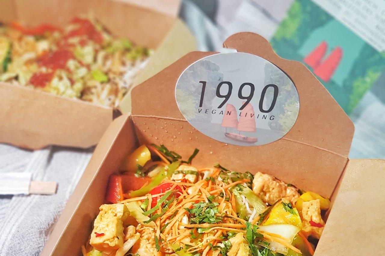 Vegan Vietnamese Food from @1990veganliving