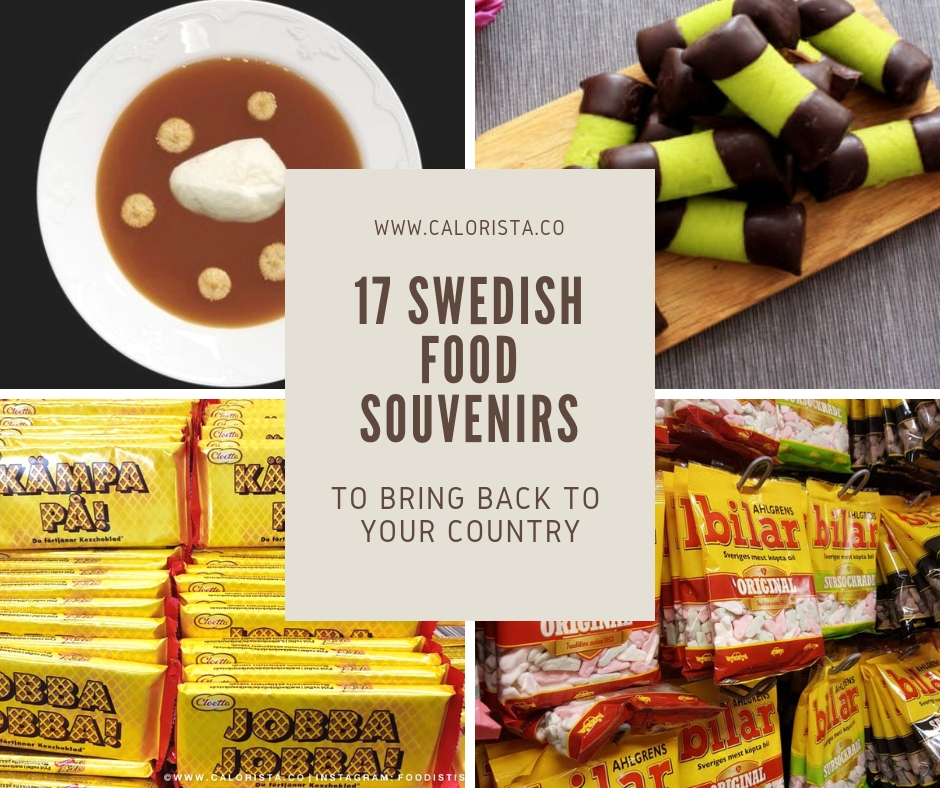 17 SWEDISH FOOD SOUVENIRS TO BRING BACK TO YOUR HOME COUNTRY