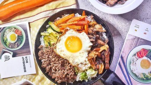 korean dolsot bibimbap