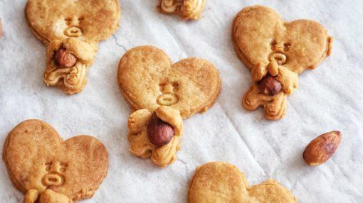 bts cookies tata hugging almonf